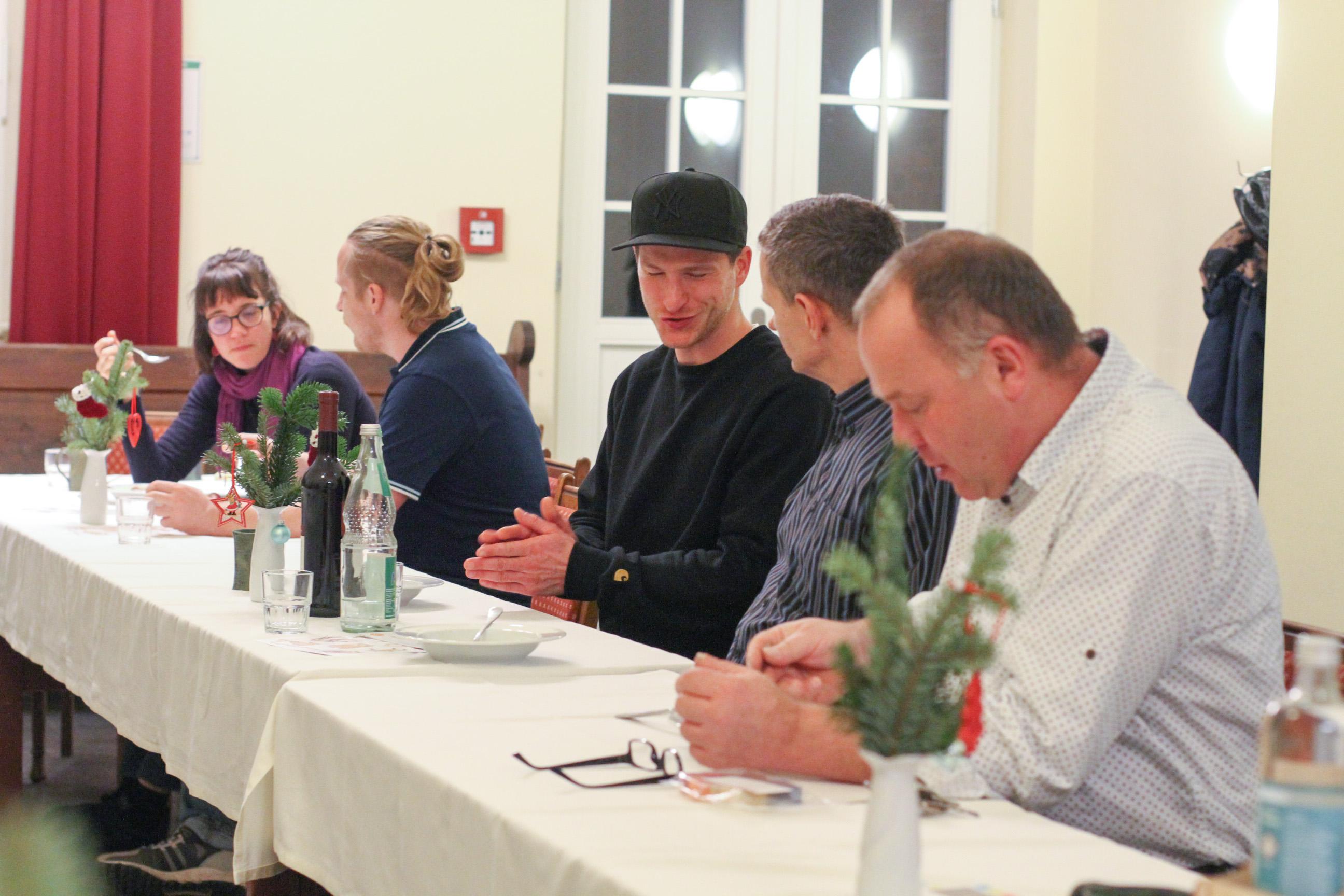 46. Unternehmerstammtisch Leipziger Westen Diakonie
