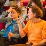 48. Unternehmerstammtisch Leipziger Westen in der Schaubühne Lindenfels am 11. April 2019