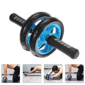 Home Sports Bauchrad Roller Fitness Taille Core Training Family Exercise Tools