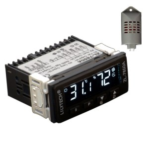 ZL-7850A 100-240Vac Thermometer Hygrometer Dual-Display Multifunktions-Automatischer Inkubator