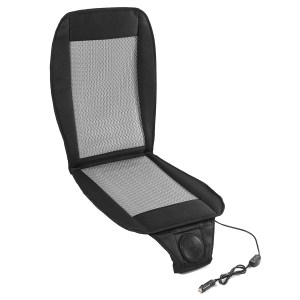 12V Cooling Car Seat Kissenbezug Air Ventilated Fan / Conditioned Cooler Pad