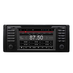 SA-709 Auto-DVD- Spieler MP3-MP4 FM AUX in Android Bluetooth kapazitiver Touch Screen für BMW X5 5 Serie