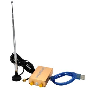 Neuer SDR RTL 2832U R820T2 Funkempfänger HF-Empfang 100K-1,8G TXCO 0,5 PPM SMA Software Defined Radio Accurate Frequency