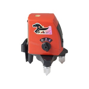 MOSKI AK-437 Mini Laser Level Rot 2 Linien Red Ray Laser Level