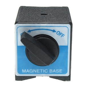 Magnetische Dial Indicator Base Halter Stand 60 x 50 x 55mm