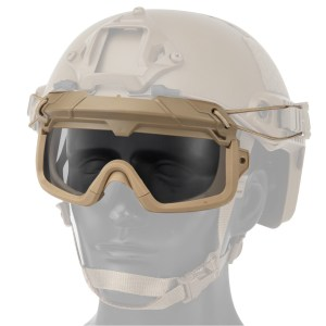 WoSporT MA-114 Outdoor Tactical Glasses Sonnenbrille Radsportbrille CS Field Protective Eyewear