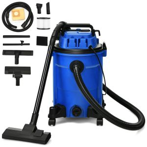 25L Portable Wet / Dry Vacuum Cleaner with Blower Function