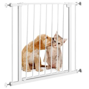 Baby Toddler Safety Gate Two-way Opening Guard with Lock