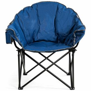 Padded Moon Chair with Bag