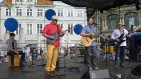 Hennadiy singt ukrainische und weißrussische Texte