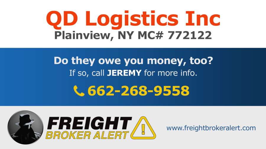 QD Logistics Inc New York