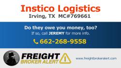 Instico Logistics Texas
