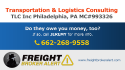 Transportation & Logistics Consulting Inc Pennsylvania