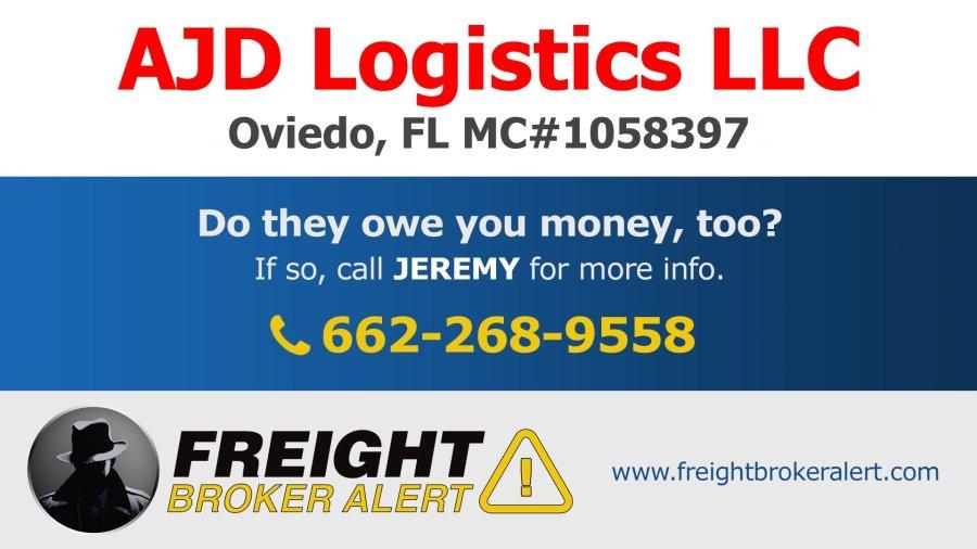 AJD Logistics LLC Florida