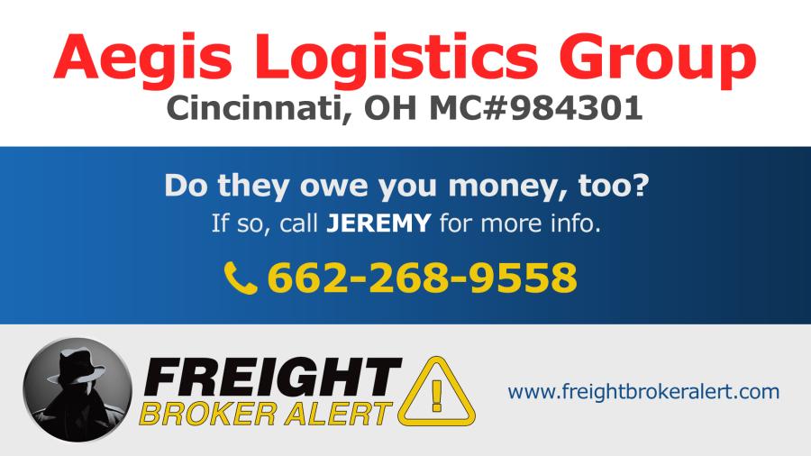 Aegis Logistics Group LLC Ohio