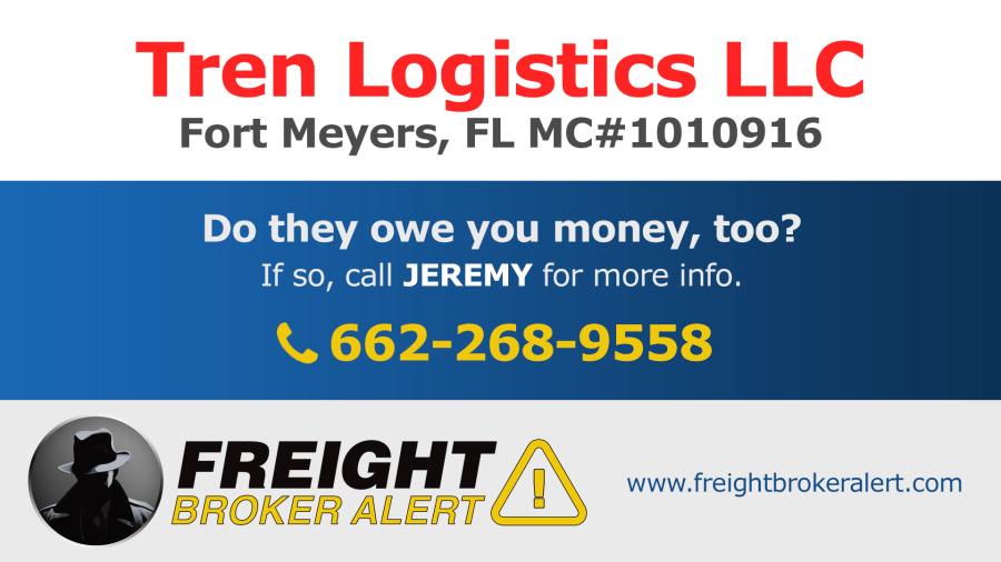 Tren Logistics LLC Florida