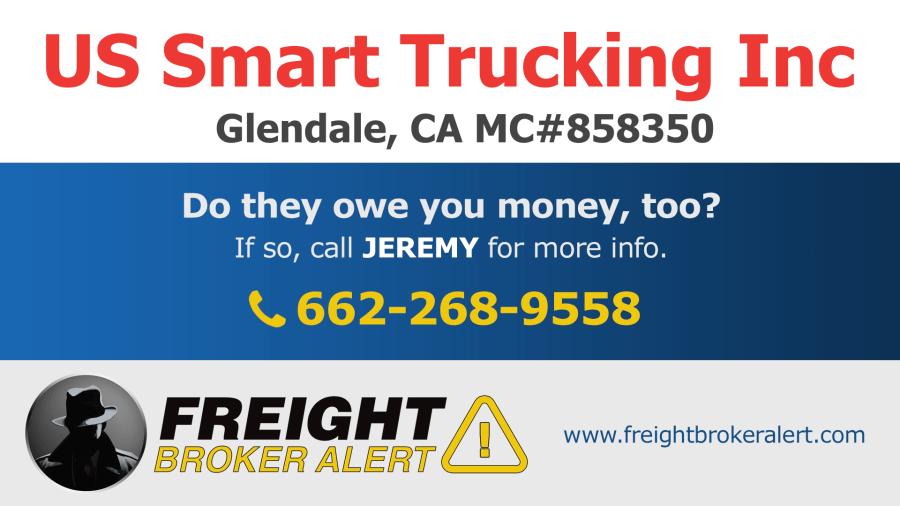 US Smart Trucking Inc California