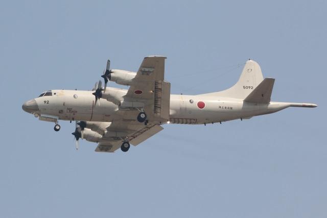 海上自衛隊 Kawasaki P-3C Orion 5092 鹿屋航空基地 航空フォト   by DONKEYさん 撮影2017年04月30日