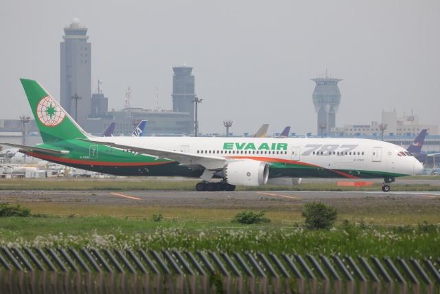 エバー航空 (EVA Air) 機材一覧 ボーイング 787-10 | FlyTeam(フライチーム)