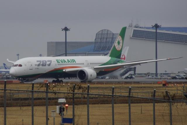 エバー航空 (EVA Air) 機材一覧 ボーイング 787-9 | FlyTeam(フライチーム)