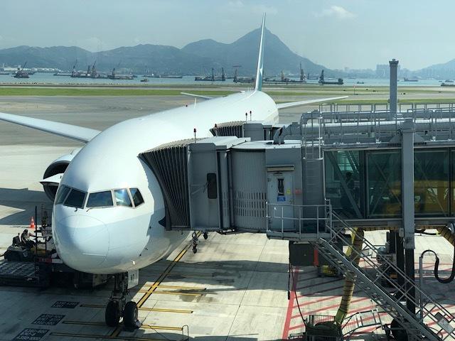 中部(名古屋) - 香港 飛行機 搭乗レビュー(評価)/クチコミ | FlyTeam ...