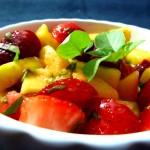 AsiaStyle: Erdbeere |Mango |Zimtbasilikum
