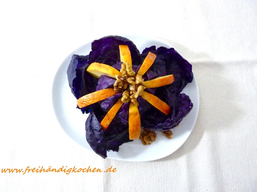 Food Pairing in der Alltagsküche: Rotkohl|Apfel|Walnuss
