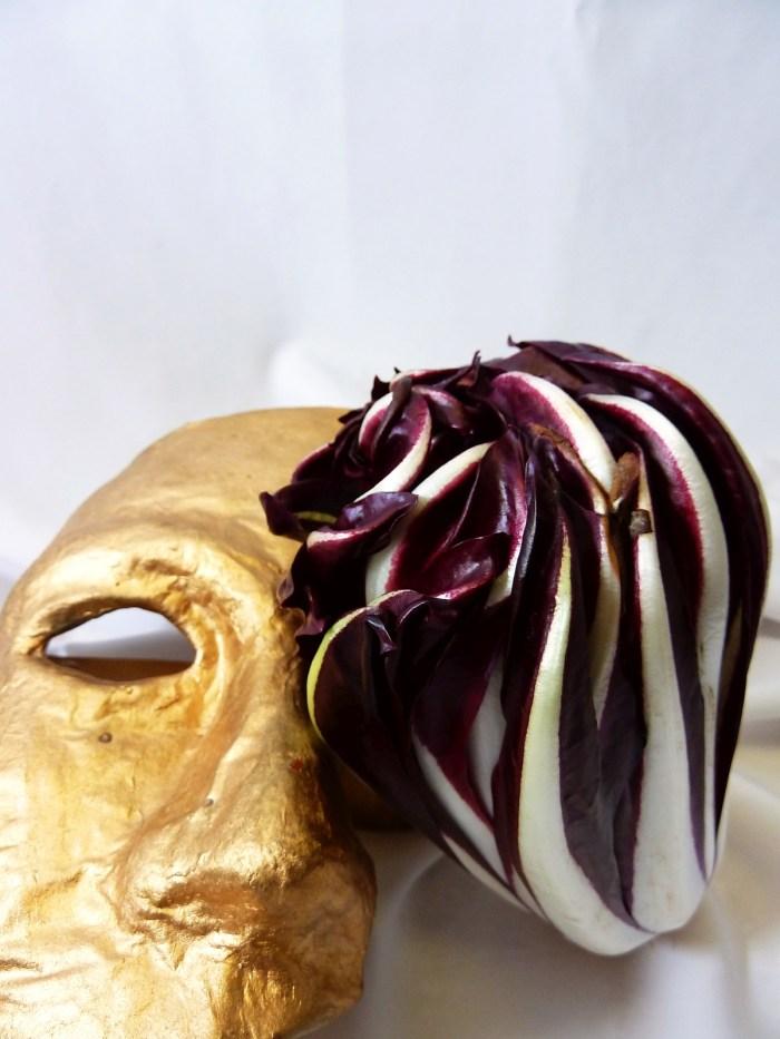 Radicchio Roh Maske 1