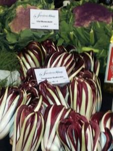 Italienischer Gemüse-Import Sander: Radicchio aus Treviso