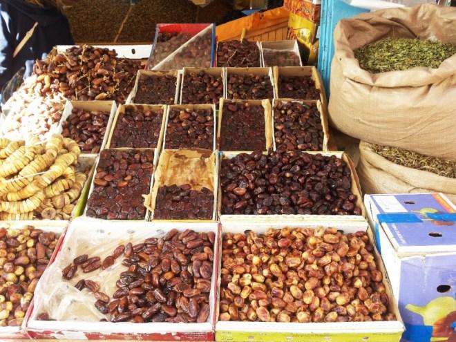 Beliebt in Marokko: Trockenfrüchte in der Küche