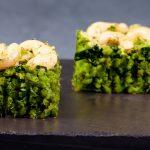 Vegan Brokkoli Cubes und andere Bärlauch-Rezepte