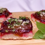 Pflaumen-Rezepte mit Dessert-Kräutern
