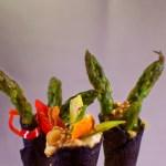 Spargel – ein ehemals königliches Gemüse …