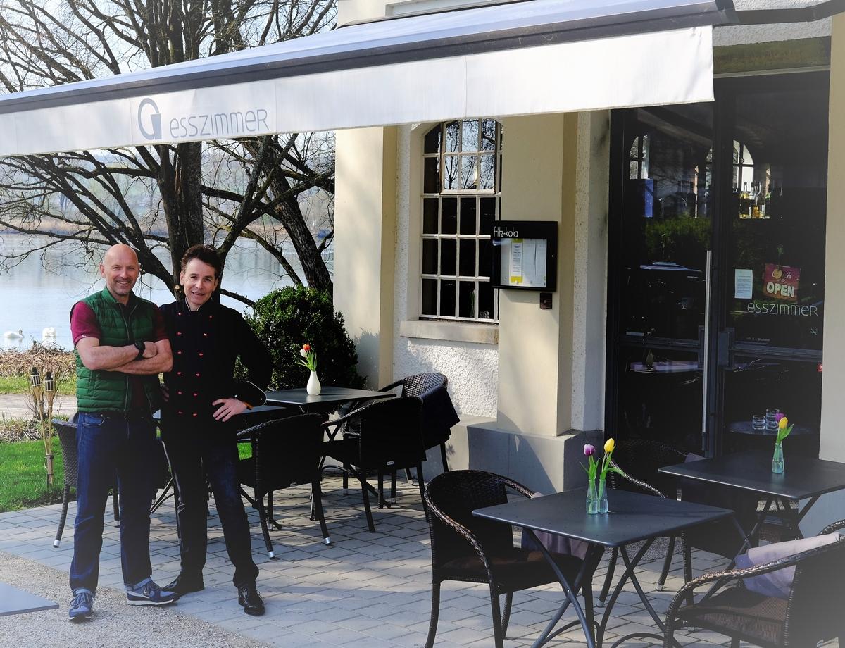 """vive la france: französische küche """"menu printemps"""" im esszimmer, Esszimmer dekoo"""