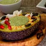 Büro-Snack: Avocado Coconut Matcha
