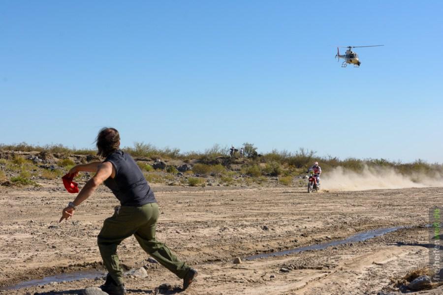 Start Rally Dakar 2014