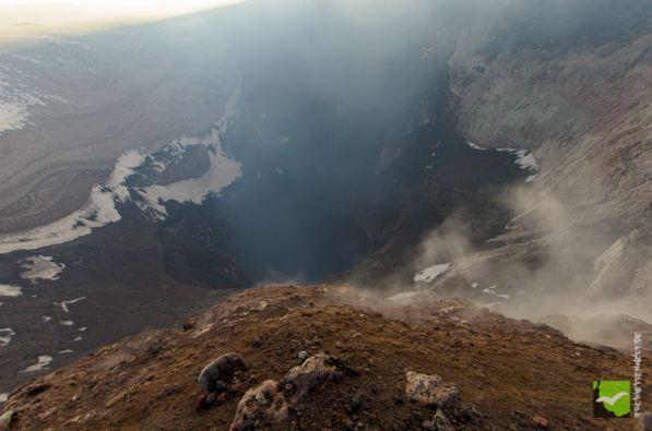 Krater Villarrica