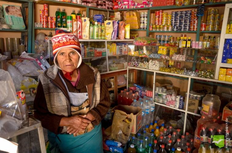 Tante Ema Bolivien