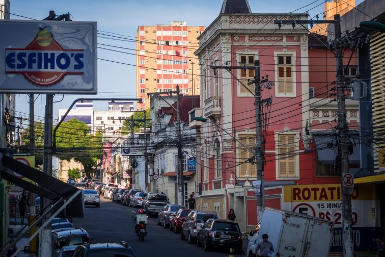 Stadt Manaus