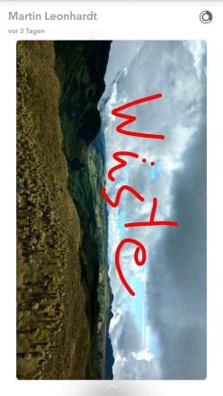 Snapchat Woche 3