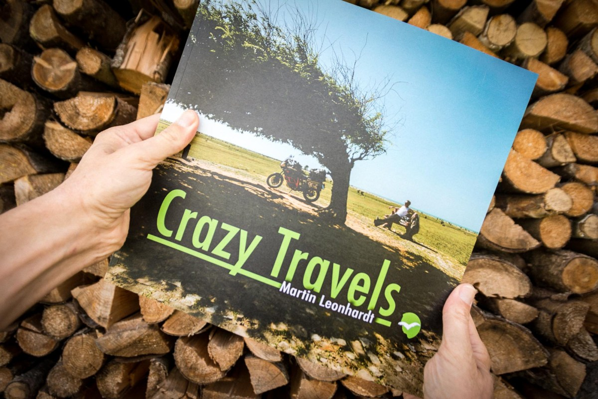 Crazy Travels Buch
