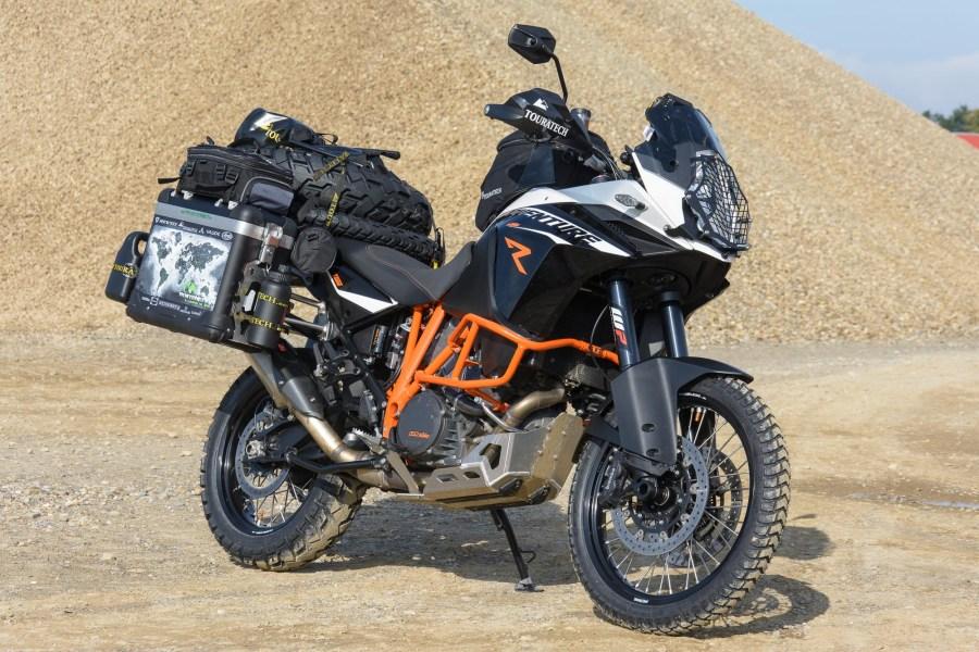 KTM 1190 Adventure R TT