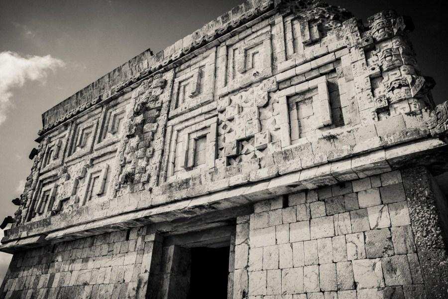 Uxmal Mexiko