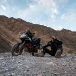 Mit dem Motorrad in das Tal des Totes – Death Valley USA