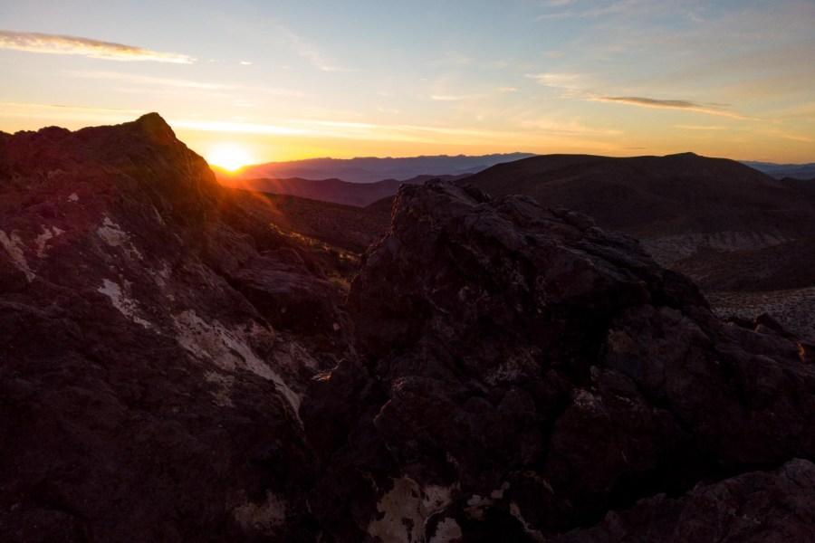 Sonnenaufgang Dante