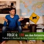 LIVE aus dem Katzenstudio – Folge 6: Abschied, Entlang Grenzen und neues Motorrad. Touratech GS 1200 World Travel Edition