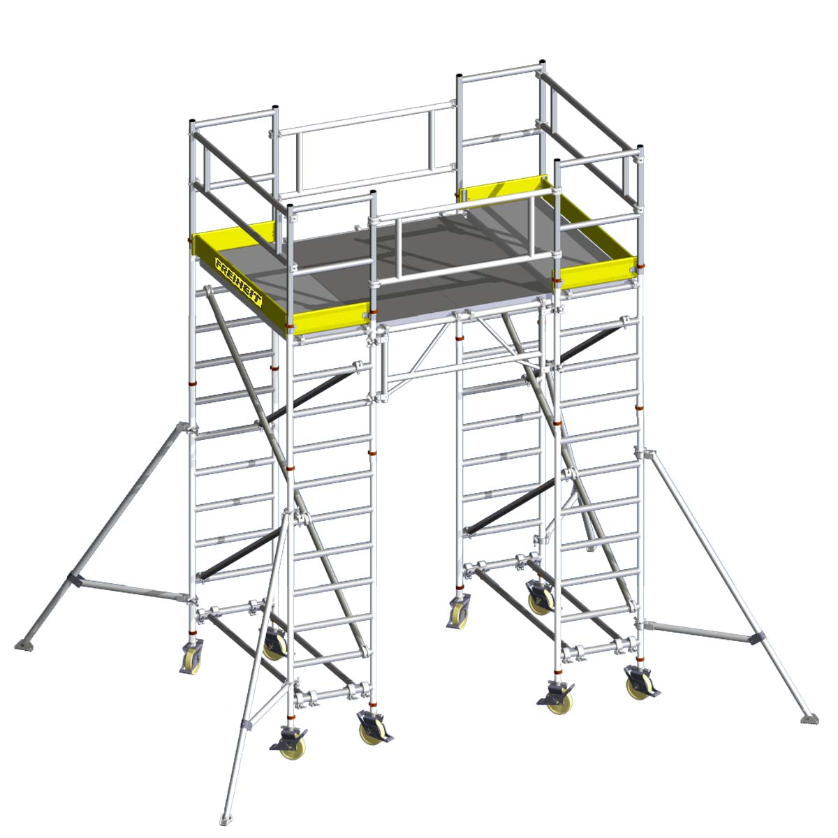 Customised Solutions Mobile Bridge Scaffold Tower