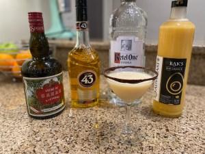 Crème Egg Cocktail