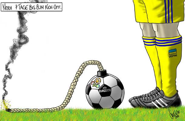 Fussball EM 2012 Polen Und Ukraine Freitags Witze