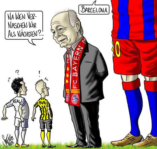 Fc Bayern Lustig